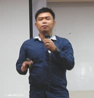 Louie Sison at iBlog11