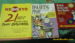 business and financial books