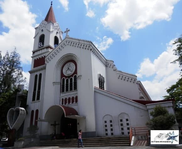 Sacred Heart of Jesus Parish in Quezon City