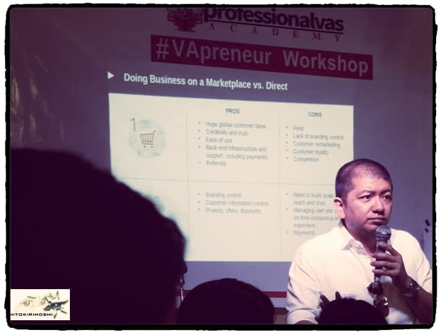 miguel-warren-payoneer-philippines-at-vapreneur-workshop-by-hitokirihoshi